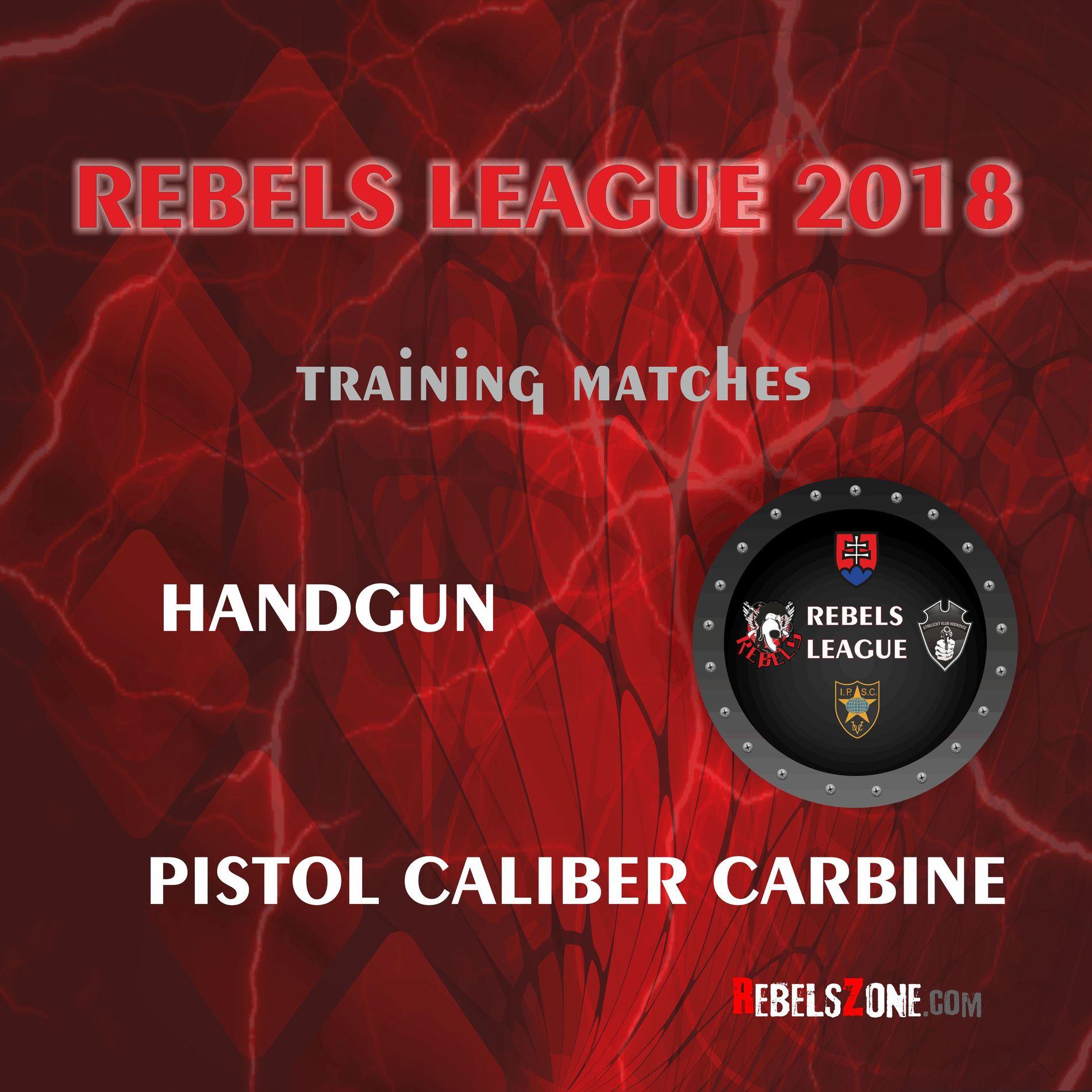 Rebels League 2018
